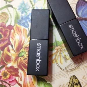 Smashbox Lipstick set